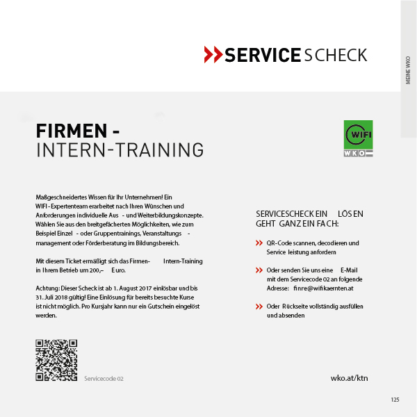 WK-Service-Scheck-Firmen-Intern-Training